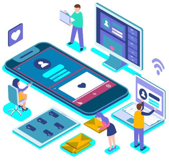 Des formations dédiées au web et aux réseaux sociaux